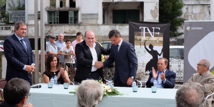 Assinatura do Auto de Consignação marca início das obra de Reabilitação do Teatro Narciso Ferreira