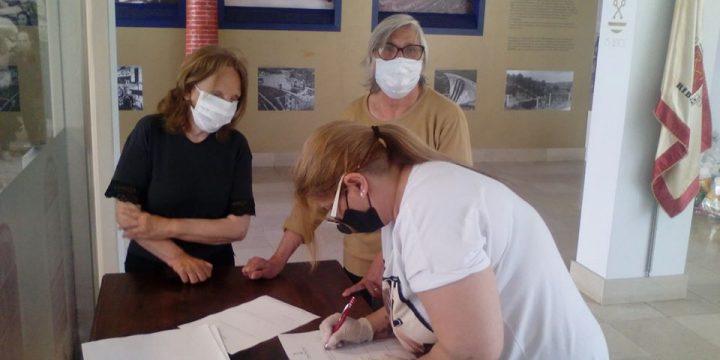 Fundação Narciso Ferreira reforça apoio às famílias carenciadas, com a distribuição de mais 50 cabazes
